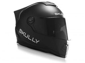 SKULLY Smart Motorcycle Helmet Passes $1 Million In Funding