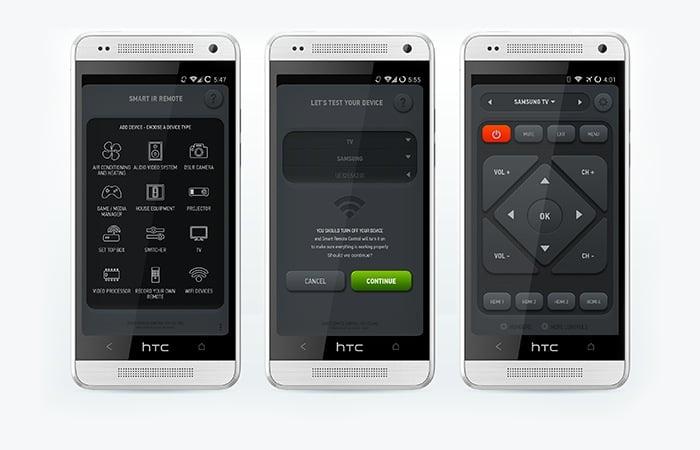 Smartphone Universal Remote