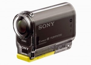 Sony HDR-AS20 Action Camera Launches For $200