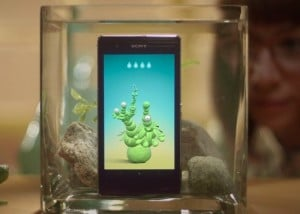 Sony Underwater Apps Let You Enjoy Gameplay While Taking a Dip (video)