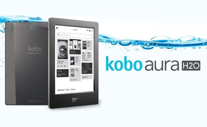 Waterproof eBook Reader
