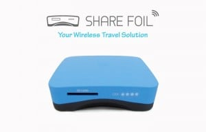 Share Foil Offers 3G Wireless Travel Router, Power Bank And More (video)