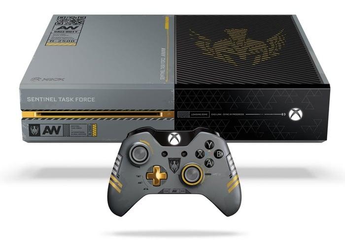 Xbox One COD Advanced Warfare