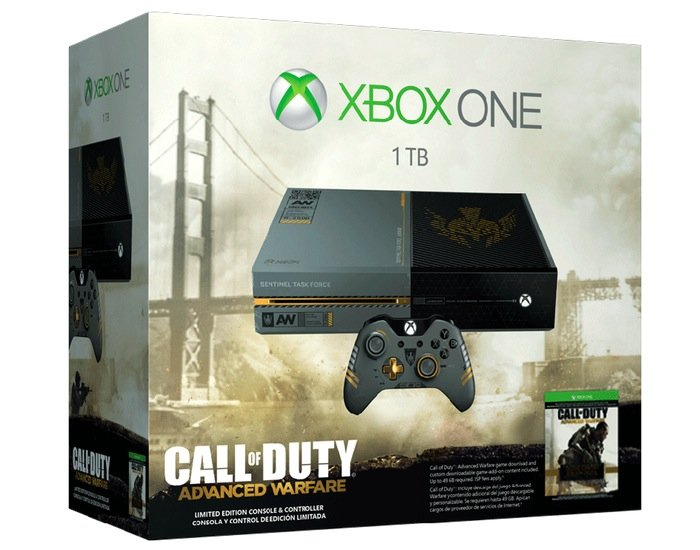 Xbox One COD Advanced Warfare
