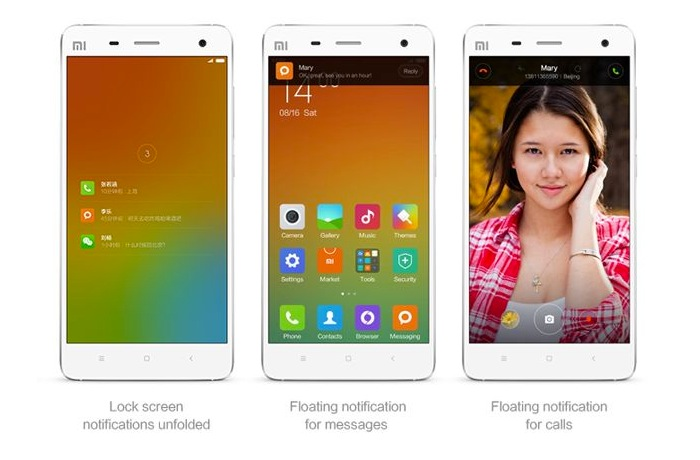 Xiaomi MIUI 6 Mobile OS Unveiled With Plenty Of iOS 7 Inspiration (video)
