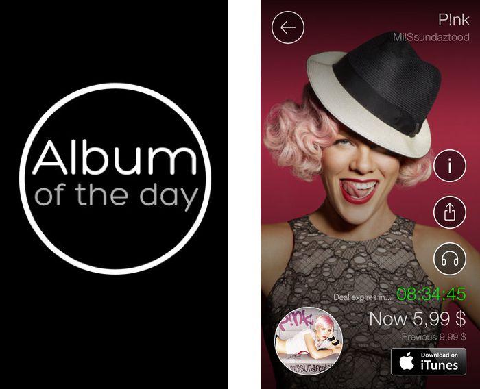 album of the day