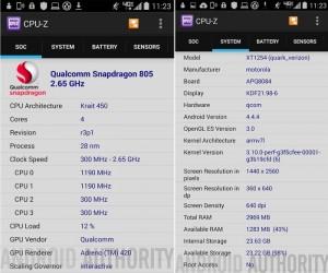 Verizon Bound Motorola Droid Turbo Specifications Leaked