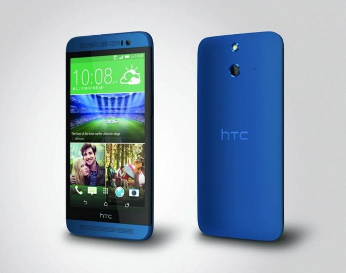 Blue HTC One E8 To Hit Retail in Hong Kong