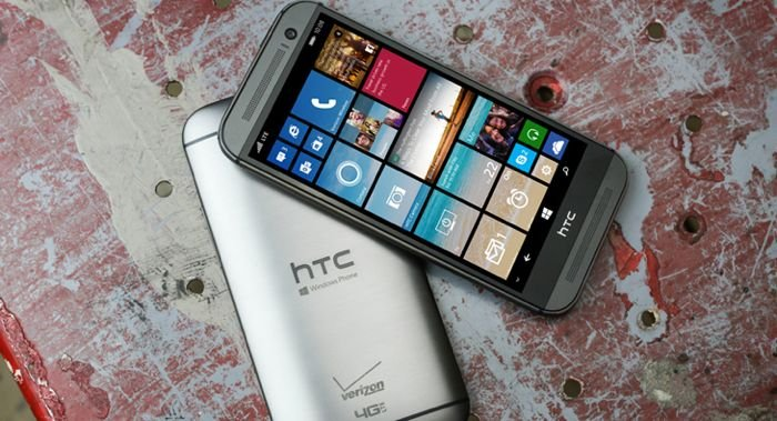 HTC One M8 For Windows Announced