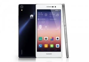 Huawei Ascend P7 With Sapphire Display in Works (Rumor)