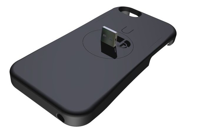 iPhone USB Case