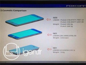 Apple iPhone 6 Schematics Leaked From Apple Supplier