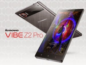 Lenovo Vibe Z2 Pro Gets Official With a 6-inch Display