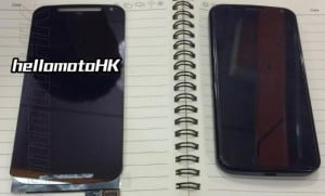 The Alleged Moto X+1 Front Panel Leaked