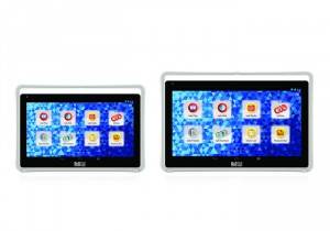 Nabi Big Tab HD 20 and 24-inch tablets Debut
