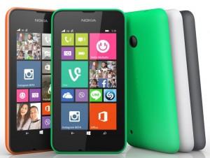 Unlocked Nokia Lumia 530 Now Available In The UK