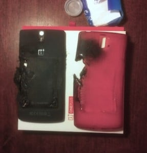 OnePlus One Smartphone Exploded In Owners Jeans