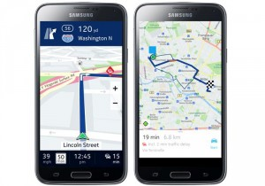 Nokia's HERE Maps Coming to Android, Exclusively for Galaxy Handsets