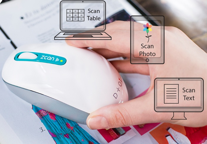 Wireless Scanner