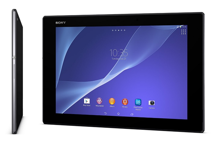 sony xperia z3 tablet compact in the works. Black Bedroom Furniture Sets. Home Design Ideas