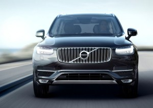 2015 Volvo XC90 Gets Official