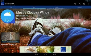 Weather Channel for Android Updated With A Big Redesign