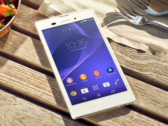 Sony Xperia T3 Now Available In the UK