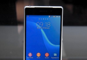Sony Xperia Z3 Price May Be €649