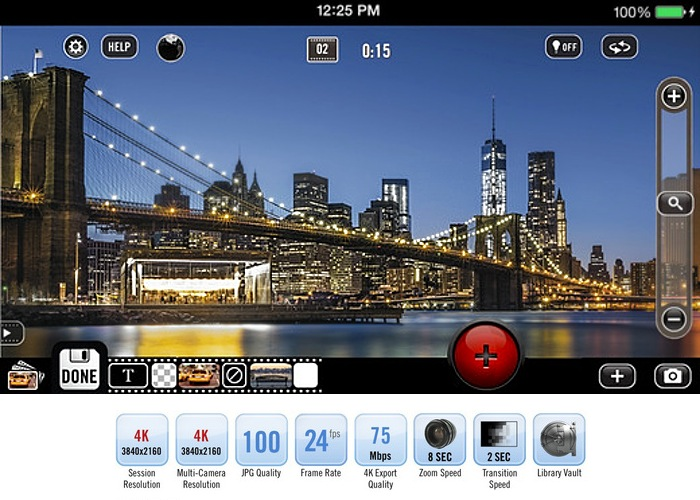 New Vizzywig 4K Ultra HD iOS App Priced At $1,000 In iTunes App Store