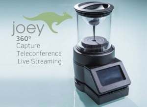 Joey 360 Degree 4K Ultra HD Video Capture And Broadcaster (video)