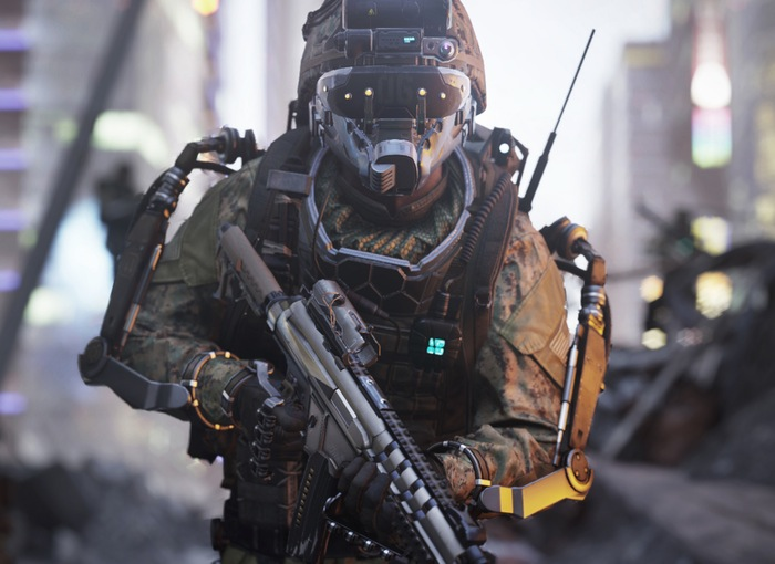 Advanced Warfare Multiplayer