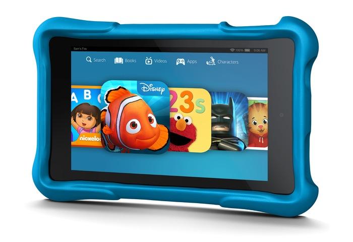 Amazon Fire HD Kids