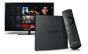Amazon Fire TV Launches In The UK And Germany For £79 Or €99