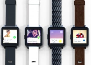Com1 Android Wear Smartwatch Launches On Indiegogo (video)