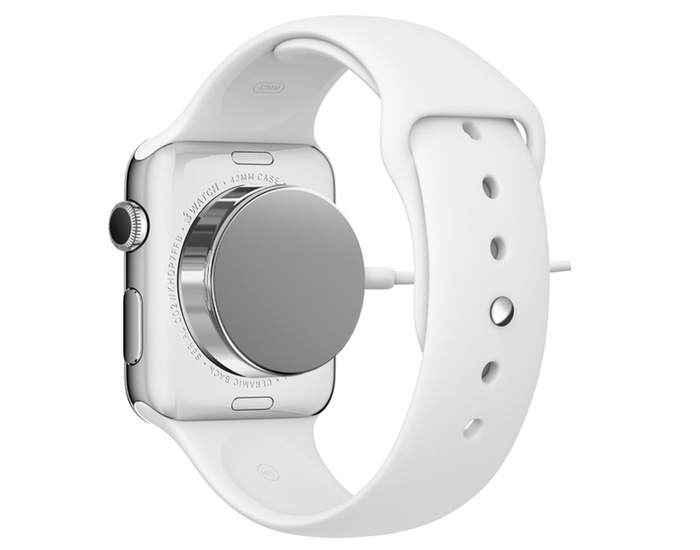 Apple Watch Charging