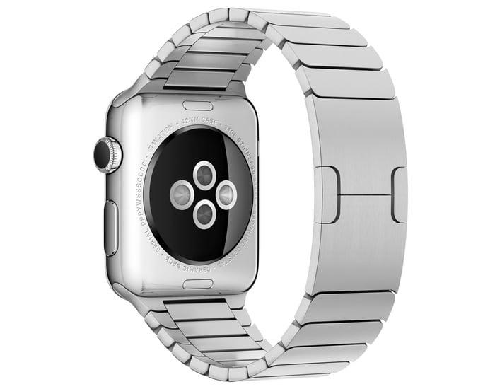 Apple Watch Rear Sensors