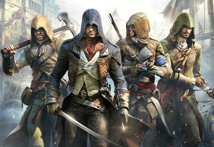 Assassins Creed Unity Co Op Heist Mission Gameplay Trailer Video