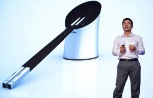 Baidu Smart ChopSticks And BaiduEye Headset Unveiled