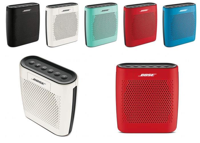 Bose Soundlink Color Bluetooth Speakers Launch For 130