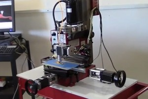 TriBot 3-in-1Rapid Prototyping Machine Include 3D Printer, CNC Mill And Injection Molder (video)