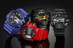 Casio G-Shock GBA-400 Bluetooth Watch Launches Next Month For $200 (video)