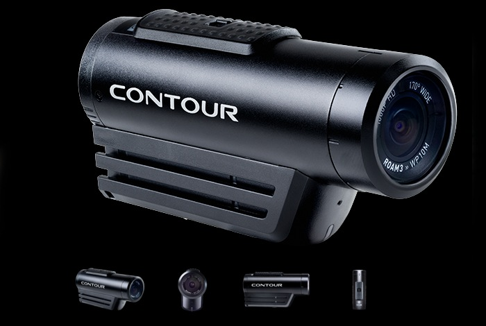 Contour ROAM3 Waterproof Action Camera