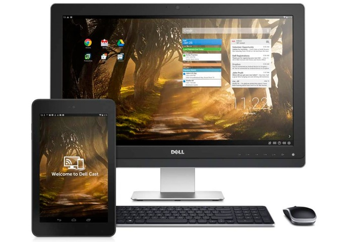Dell Cast Android TV Stick Launches For $80