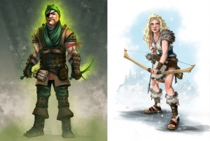Divinity Original Sin Update Adds Two New Characters (video)