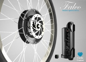 Fusion Sports Electric Bike Wheel Kit Launches On Kickstarter (video)