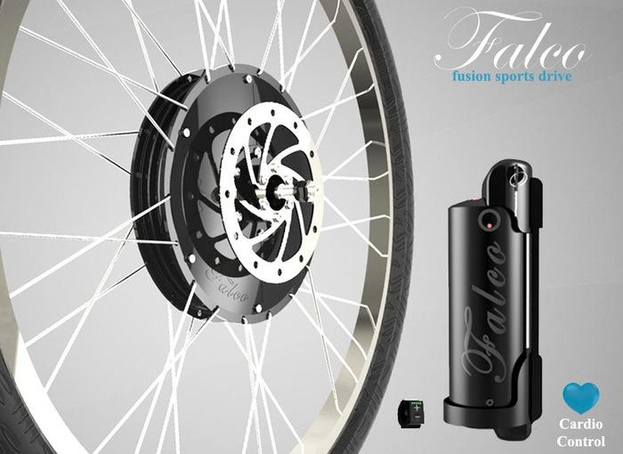Electric Bike Wheel