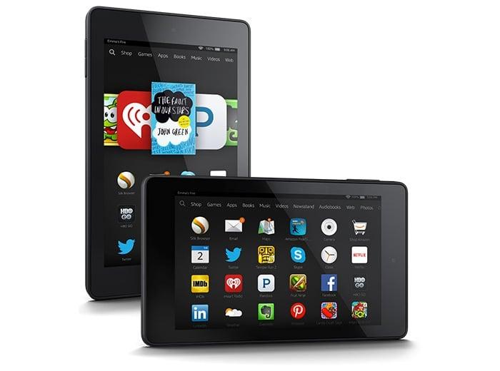 Fire HD 7 tablet