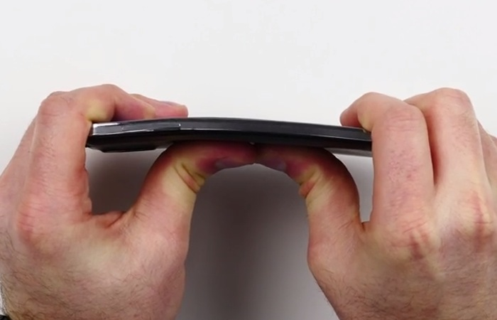 Galaxy Note 3 Bend Test