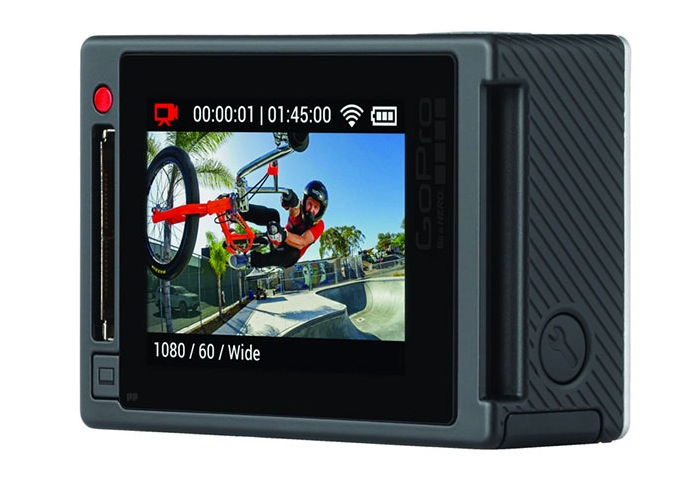 GoPro Hero4 Specs Leaked, 4K Video At 30fps And Touch Screen Display