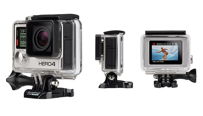 Фото | Экшн-камера HERO4 GoPro